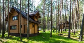 Аренда коттеджей в Ленинградской области для отдыха