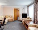 Гостиница ЛДМ. Трехкомнатный двухместный люкс